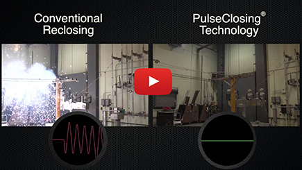Live Demonstration: PulseClosing® Technology vs. Reclosing
