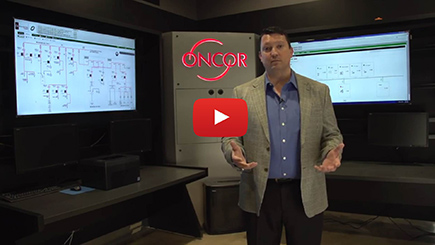 Oncor Microgrid and Technology Demonstration and Education Center (TDEC) in Lancaster, Texas