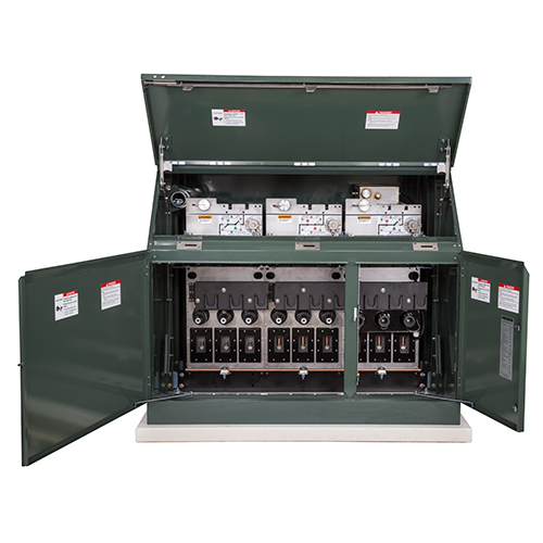 Vista SD Underground Distribution Switchgear